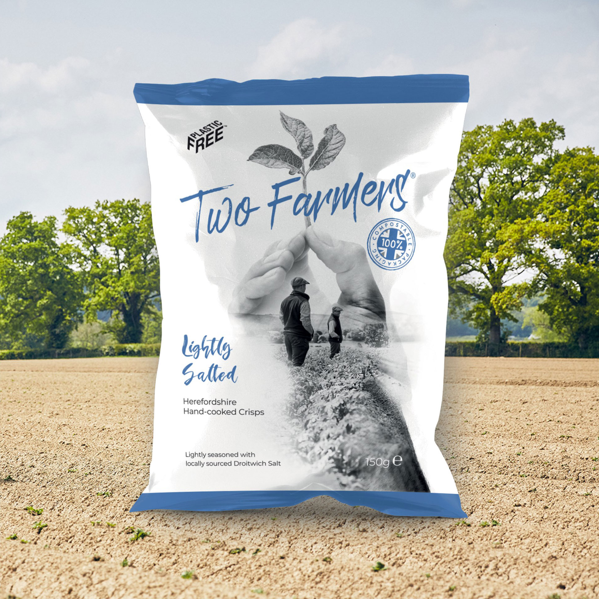 New crisps from Two Farmers