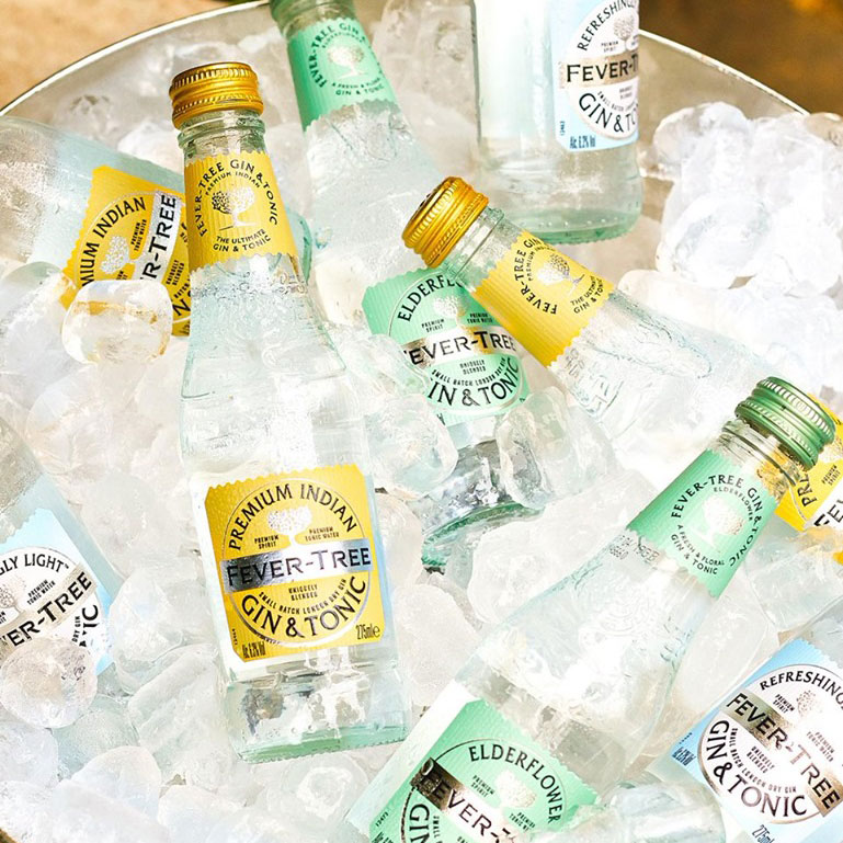 New Tonic from Fever Tree